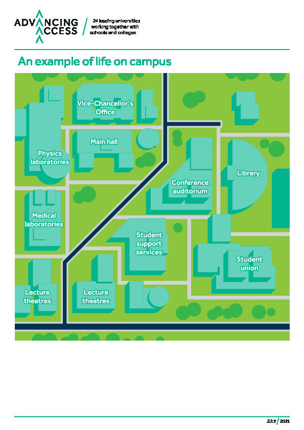 Preview aa s1 infosheet campus map published